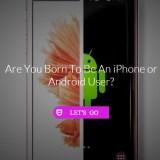 Bist du geboren als Android-Fan oder als iPhone-Jünger? Dieses Quiz gibt die Antwort!