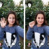 Tipp: Kamera mit Gesten auslösen