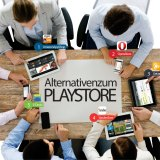 Guide: Alternativen zum Play Store
