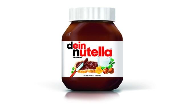 """Scherzhaft wird gelegentlich der Name """"Nutella"""" als Bezeichnung für die nächste Android-Version ins Spiel gebracht. (Foto: Nutella)"""