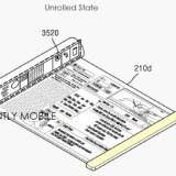 Papyrusrolle als Vorbild: Samsung patentiert sich aufrollbare Displays