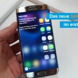 Galaxy S7: Erster Test des neuen Flaggschiffs