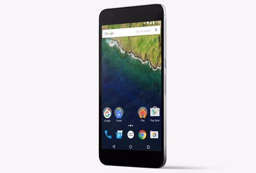 """Das seit September letzten Jahres erhältliche Nexus 6P ist eines der ersten Smartphones mit """"USB Type-C""""-Anschluss. (Foto: Huawei)"""