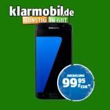 Bei klarmobil das Galaxy S7 für rund 450 Euro ordern