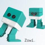 Lernroboter für kleines Geld: BQ Zowi