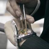 Eiserne Ration: Essen am Handgelenk transportieren