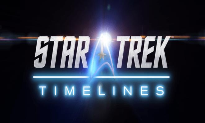 Star Trek Timelines - Titelbild