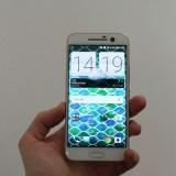 Vorderseite HTC 10
