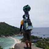 Diesen Mann ließ Google für Street View durch ganz Thailand wandern