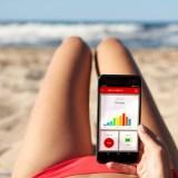 Bademode die mitdenkt: Der Smart Bikini sagt dir, wann du Sonnenöl auftragen sollst