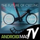 Video: Dieses speichenlose Smart Bike sieht aus wie aus einem Sci-Fi-Movie