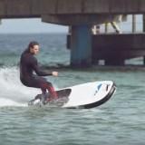 Lampuga Air: Modulares Surfboard mit Elektromotor
