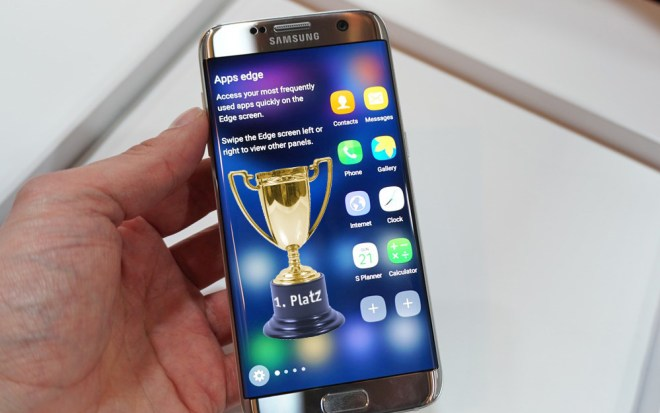 Das S7 Edge ist das meistverkaufte Android Phone (Foto: androidmag.de)
