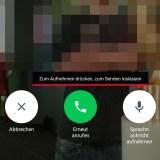 WhatsApp bekommt einen Anrufbeantworter