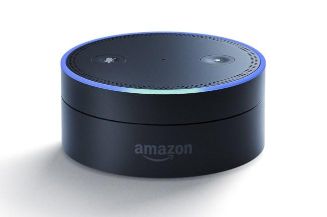 Der Echo. Ohne dieses Gerät geht bei Amazon nichts. Foto: Amazon