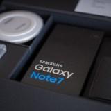 Samsung landet mit verbessertem Galaxy Note 7 gute Verkaufszahlen