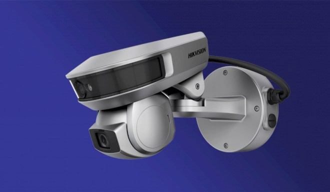 Movidius macht einen Deal mit Hikvision, um Künstliche Intelligenz auf smarte Kameras zu bringen (Foto: Movidius)