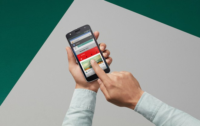 Welche Motorola-Phones bekommen das süße Update auf Android 7 spendiert? (Foto: Motorola)