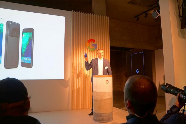Google Pixel Vorstellung