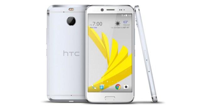 Das HTC Bolt könnte von Hause aus mit Android N laufen (Bild: Evan Blass)