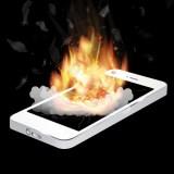 Flugzeug wegen eines brennenden (bereits ausgetauschten!!!) Galaxy Note 7 evakuiert