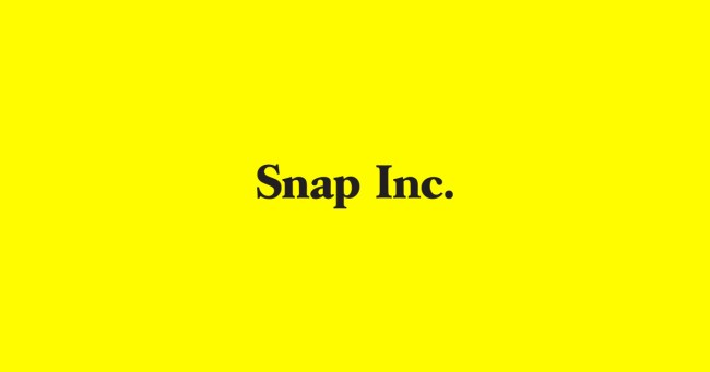 (Logo: Snap Inc.)