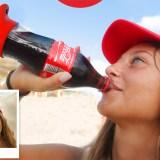 Die Coca-Cola-Cam: Neues Gadget aus dem Hause der Kult-Brause