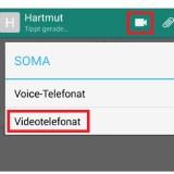 Tipp: So funktionieren Videotelefonate mit dem Soma-Messenger!