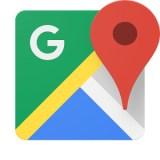 Google Maps zeigt Position von Öffis an
