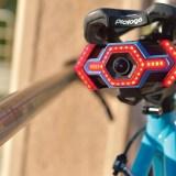 Smart Bike Hexagon: Macht das Handy zum Rückspiegel