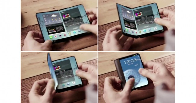 (Fotos: Samsung Display)