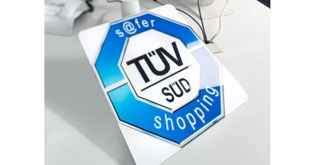 Gütesiegel sind wichtige Hinweise auf die Seriosität eines Online-Shops. (Foto: TÜV SÜD AG)