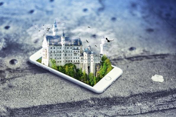 Virtual Reality auf Android – wie entwickelt sich der Markt? Quelle: Pixabay