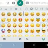 Das sind die neuen WhatsApp-Smileys
