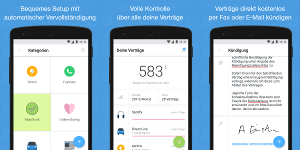 volders-Android-App-Screenshots