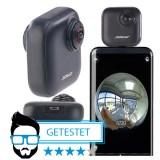 Somikon 360°- Panorama-Kamera – Virtual-Reality-Videos
