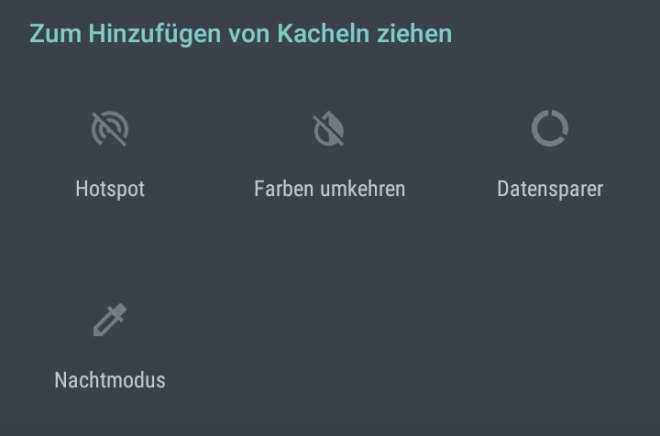 Android 7 Nacht