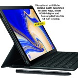 Das Samsung Galaxy Tab S4 im Check