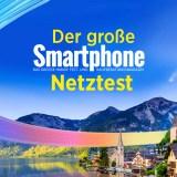 Größter Mobilfunk-Netztest Österreichs