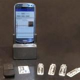 An das Smartphone angestecktes Mini-Labor erkennt Corona-Virus