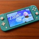 Welche Nintendo Switch sollte man sich fürs Spielen unterwegs besorgen?