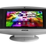 Arnova: Android-Soundsystem mit 7 Zoll-Display