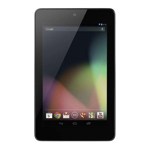 Vielleicht bald auch mit 3G zu haben - das Google Nexus 7.