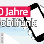 20 Jahre Mobilfunk: Eine Zeitreise