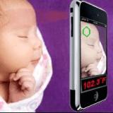 Smartphones ersetzen in Zukunft Thermometer