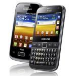 Galaxy Y und Y Pro: zwei neue Dual-SIM-Smartphones