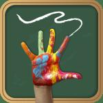 Finger Künstler