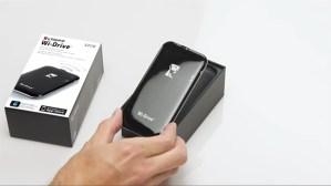 Das Widrive von Kingston sichert Daten von Smartphones und Tablets. Foto: Kingston.