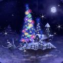 Snow Christmas Fantasy LWP
