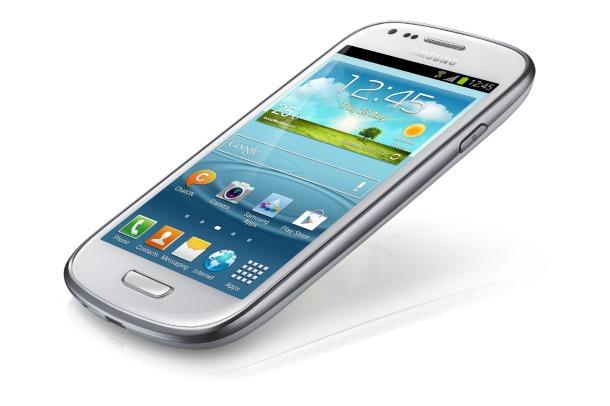 Das Galaxy SIII mini ist in Amerika nicht erhältlich (Bild: Samsung)